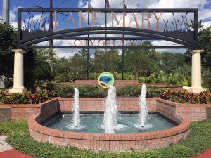 """Lake Mary """"City of Lakes"""""""